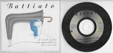 CD singolo PROMO FRANCO BATTIATO - L'OMBRELLO E LA MACCHINA DA CUCIRE - EMI 1995