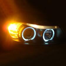For BMW 3 Series E90 2005-2012 Bi-xenon Halo Projector Headlight Set