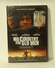 No Country for Old Men (DVD, 2008, Canadian) NEW AUTHENTIC REGION 1