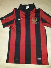 Nike Zlatan Ibrahimovic Camp Milan football shirt jersey Sweden signed autograph