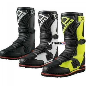 Hebo TECH 2.0 MICRO Trials Riding Boot - In 3 Colours