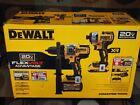 DeWALT DCK2100D1T1 20V MAX XR Impact Driver/Hammer Drill Driver Combo Kit*NEW
