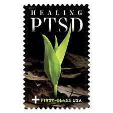 USPS New Healing PTSD Pane of 20 Semipostal Stamps