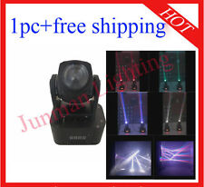 1pc 10W 4 in 1 Led Beam Moving Head Light Moving Wash Light Free Shipping
