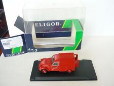 1/43 Eligor Citroen 2 CV Pomoiers Allo!! FRED 18 M BOX