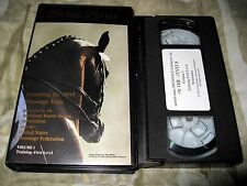 On The Levels Vol.1 First Level 1995 Dressage Tests VHS (EQUESTRIAN)