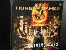 NEW - SEALED: The HUNGER GAMES Training Days Board Game NIB Strategy
