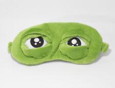 Schlafmaske Schlafbrille Augenmaske Frosch Motiv