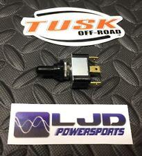 Tusk Universal Water Resistant Toggle Switch - 3 Way Lever ATV UTV Polaris