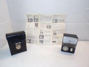 Wein WP500B Flash Meter with Original Case