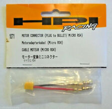 HPI Motor Connector #1071 NEW Micro RS4 RC Part