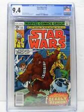 Star Wars 13 - Chewbacca vs. Luke and The Droids 1978 - CGC Graded 9.4