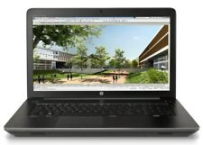 "HP ZBook 17 G3 17.3"" Workstation - Core i7 2.7GHz, 16GB, 256GB, Windows 7/10 Pro"