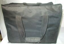 Jewelry Travel Case In Black Amp 12 Display Trays