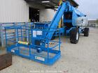 2005 Genie Z-135 135' 4WD Diesel Articulating Boom Lift Man bidadoo -Repair