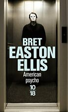 American Psycho by Ellis, Bret Easton Book The Fast Free Shipping