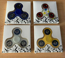 Fidget Spinners Bundle  4Different Spinners New