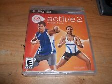 EA Sports Active 2 Personal Trainer (Sony Playstation 3, 2010 PS3) Game Only NEW