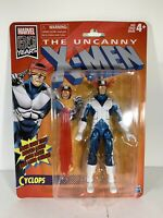 "Cyclops - Sealed 6"" series figure - Marvel Legends Retro - Uncanny X-Men In Hand"