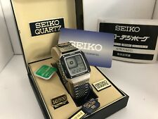 Seiko G757-4010 James Bond Octopussy Quartz LCD LED Watch