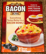 Perfect Bacon Bowl As Seen on TV