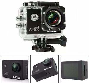 SJCAM SJ4000 Wifi 2.0 LCD Sports Action Camera FHD 1080P 12MP Waterproof DV AY.B