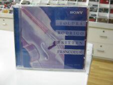 TOLDRA, RODRIGO, BRITTEN CD AUSTRIA ORQUESTA ESCUELA SUPERIOR REINA SOFIA 2000