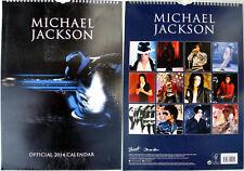 Michael Jackson Calendrier 2014 Calendar Kalender Poster Posters OFFICIAL