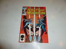 KITTY PRYDE & WOLVERINE Comic - No 5 - Date 03/1985 - Marvel Comics
