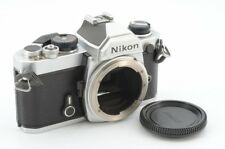 Nikon FM Silver Body As Is Condition  #1016