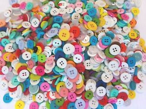 Bundle of Buttons (Lots of Colors)