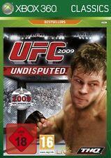 UFC Undisputed 2009 [Xbox Classics] XBOX360 Neu & OVP