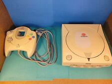 Sega Dreamcast Console Only For Parts or Repair HKT-3020 Powers On Will Not Load