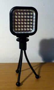 Walimex pro LED36 Foto-/Videoleuchte