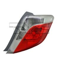 TYC 11-6233-01-9 For TOYOTA Yaris Right Replacement Tail Lamp
