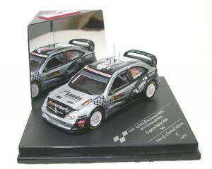 Citroen Xsara WRC No. 11 - Rally Cyprus 2009