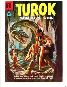 Turok 23 (1961): FREE to combine- in Very Good/Fine condition