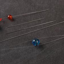1Pcs Beading Needles Easy to Threading String Cord Jewelry Hand Tools DIY HH3789