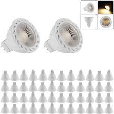 10 Stück 3Watt 3W GU5.3 MR16 LED Spot Licht Strahler Leuchtmittel  Warmweiß