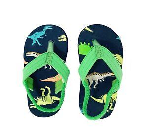Carter's Dinosaur Flip Flops For Kids
