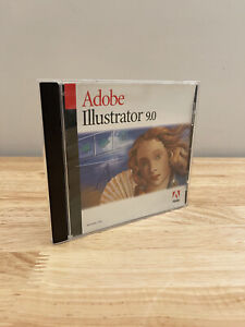 Adobe Illustrator 9.0 for Mac w/ Serial #