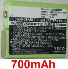 Batterie 700mAh type BC101590 NS-3098 Pour Siemens Gigaset 3010 Pocket