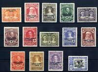 Sellos 1926 Pro Cruz Roja Española Tanger nº 23/36 nuevos colonias stamps