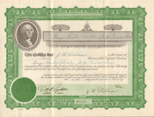 Grays Harbor Public Golf Course > Washington stock certificate share