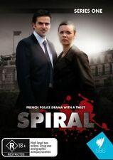 Spiral Season Series 1 (DVD, 2008, 2-Disc Set) - VGC