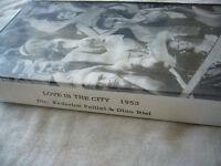 a LOVE IN THE CITY FEDERICO FELLINI NTSC VHS SMALL BOX
