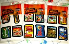 Wacky Packages ANS11 Complete Set of 6 Sheet Packs Sold only at TOYS R US RARE!