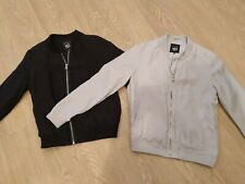Girls New Look Lightweight Bombers Jackets Age 10-11