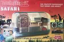 Habitrail Safari Hamster Cage By Living World