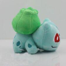 "Pokemon Cool Grass Bulbasaur 5"" Plush Doll Toy Figure Collectible"